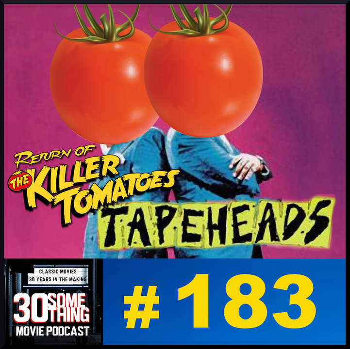 "Episode #183: ""Video Killed The Grocery Store"" 