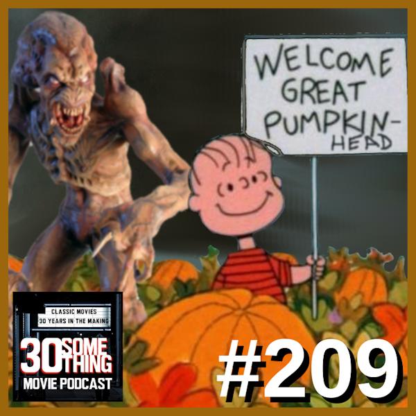 "Episode #209: ""The Great Pumpkinhead, Charlie Brown"" | Pumpkinhead (1988) Image"