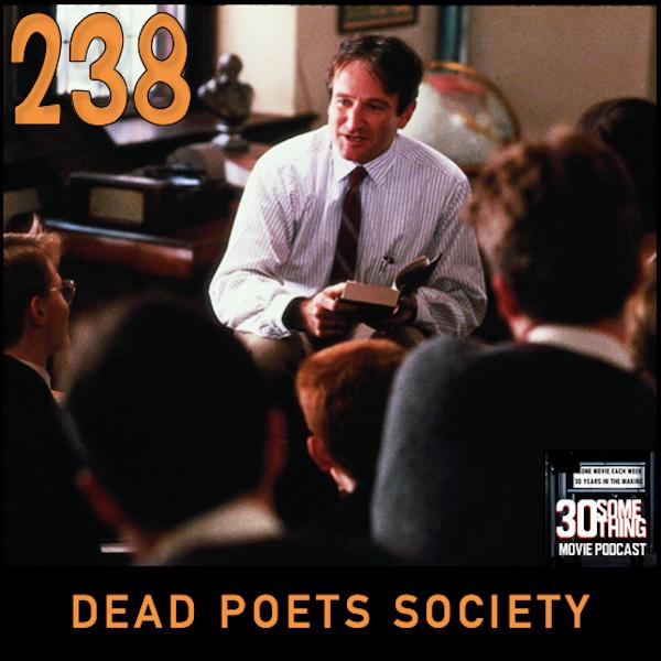 "Episode #238: ""Carpe Diem"" | Dead Poets Society (1989) Image"