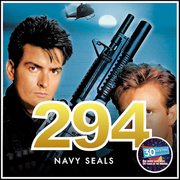 """Episode #294: """"You never saw us. This never happened."""" 