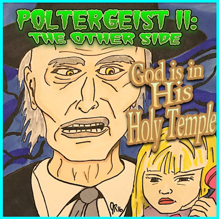 """Episode #92: """"God is in His Holy Temple"""" 