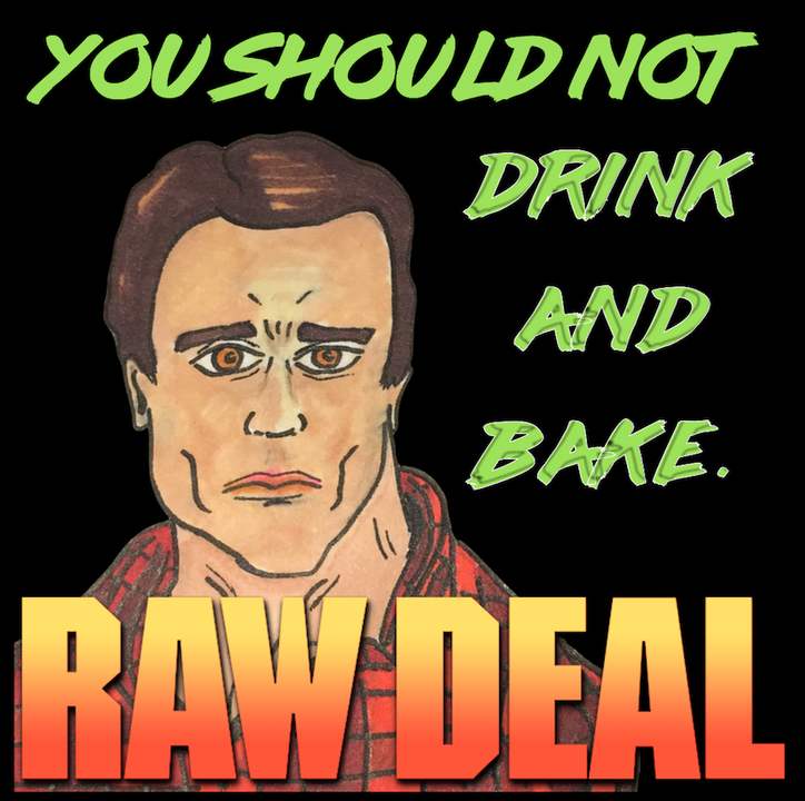 """Episode #101: """"Podcasters Against Drunk Baking"""" 