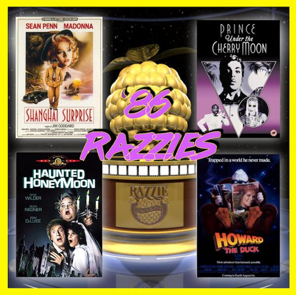 "Episode #98: ""Gigobros"" | Razzies of 1986 Image"