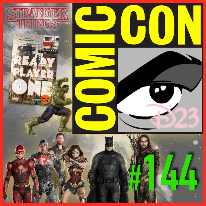 """Episode #144: """"So.Many.Trailers."""" 