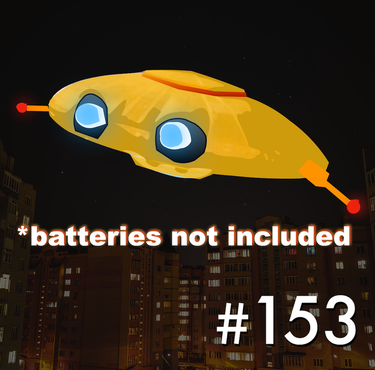 "Episode #153: ""Nostalgia+Robots"" 