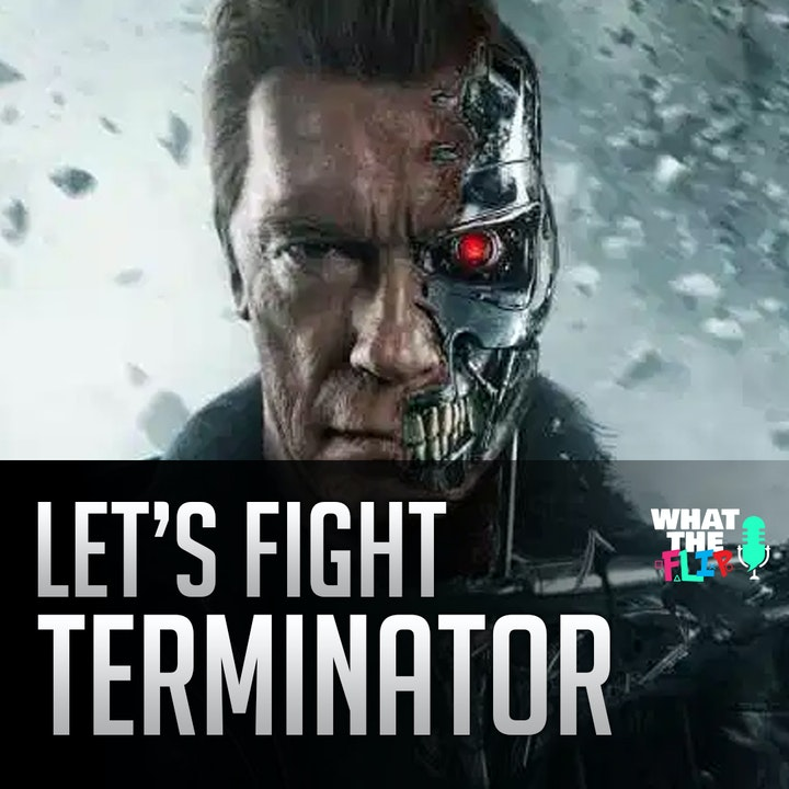 015 - Let's Fight - The Terminator and....