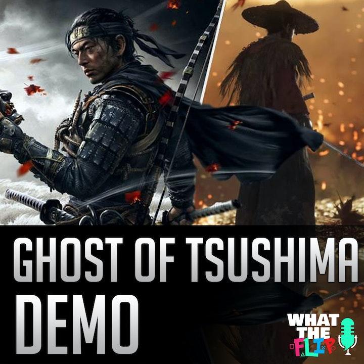 Hot Topic - Ghost of Tsushima Gameplay demo