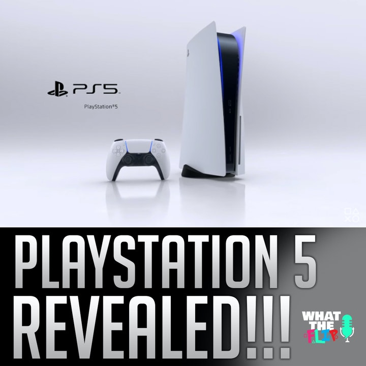 Hot Topic - Playstation 5 Finally Revealed!!!???