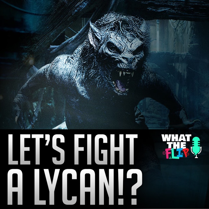 039 - Let's Fight - A Lycan (From the Underworld movies)