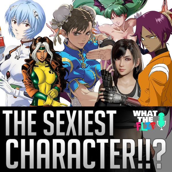 050a - Who Is The Sexiest Character!? (Anime/Comics/Games)