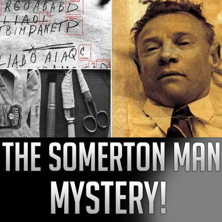046 - The Somerton Man Mystery (SOLVED!?)