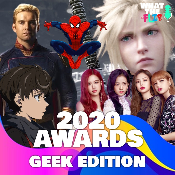 071 - 2020 Awards! Anime theme songs, Best fictional characters and more!!?