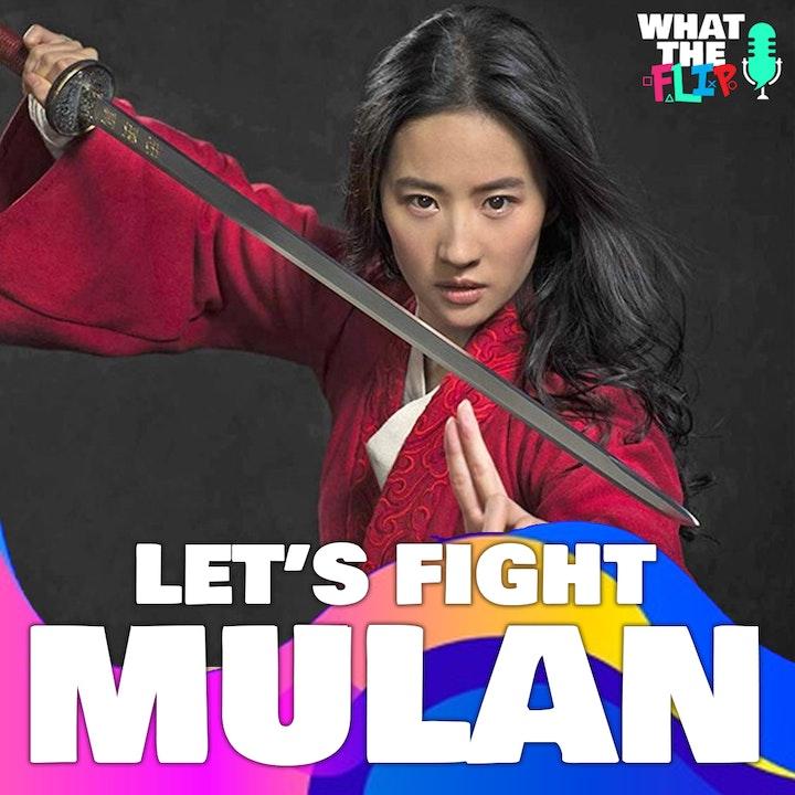 077 - Let's Fight - Mulan