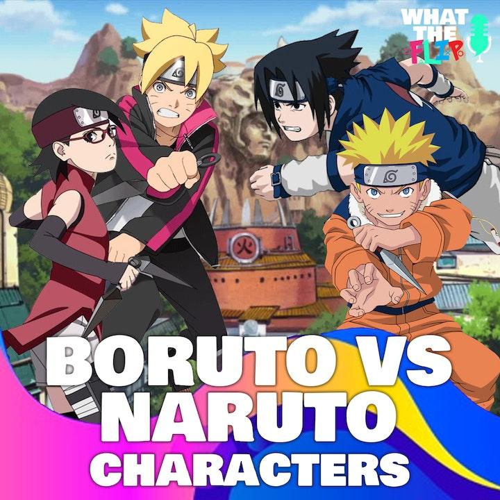 080 - Naruto vs Boruto characters. Who wins!?