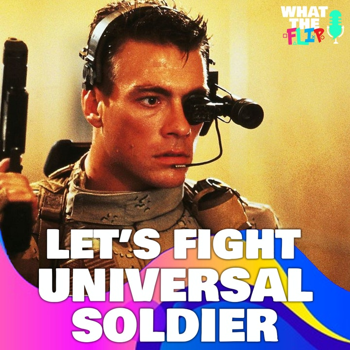 093 - Let's Fight - Universal Soldier