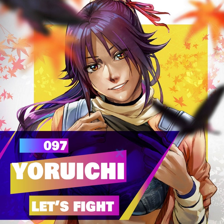 097 - Let's Fight - Yourichi (BLEACH ANIME)