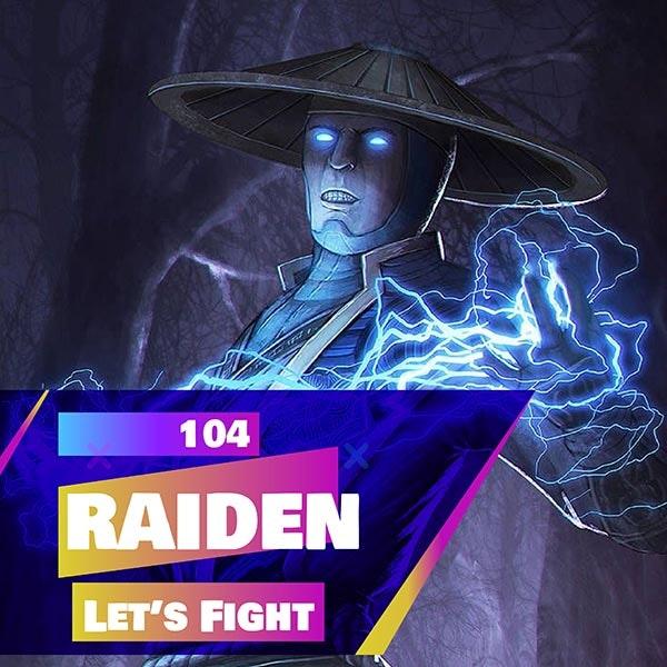104 - Let's Fight - Raiden!! (Mortal Kombat)