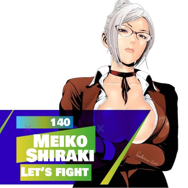 140 - Let's Fight - Meiko Shiraki (Prison School Anime)