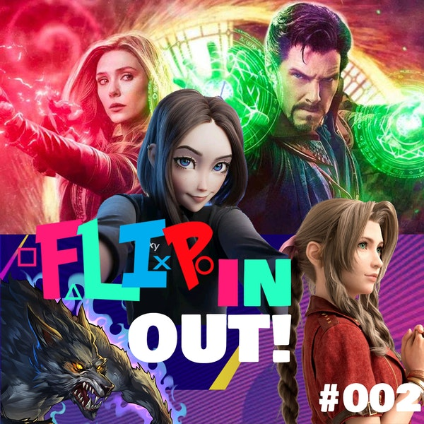 121 - Flippin Out 002 - New leader of the Avengers, Sexy Samsung Girl, Synders Dragonball Z Movie, Fighting Dogs or Cows, Listener Questions and more...