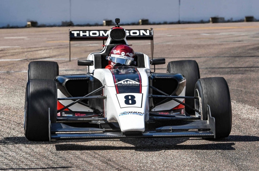The Road to INDYCAR: Talking with Parker Thompson