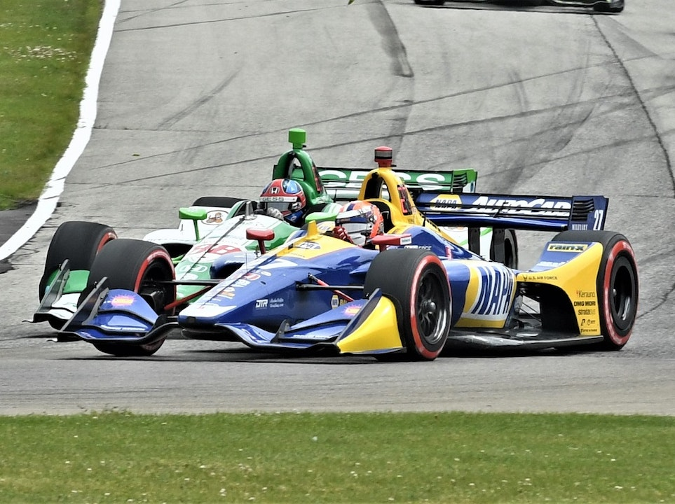 GMR Grand Prix of Indianapolis Thoughts and This Weekend's Road America Double Header