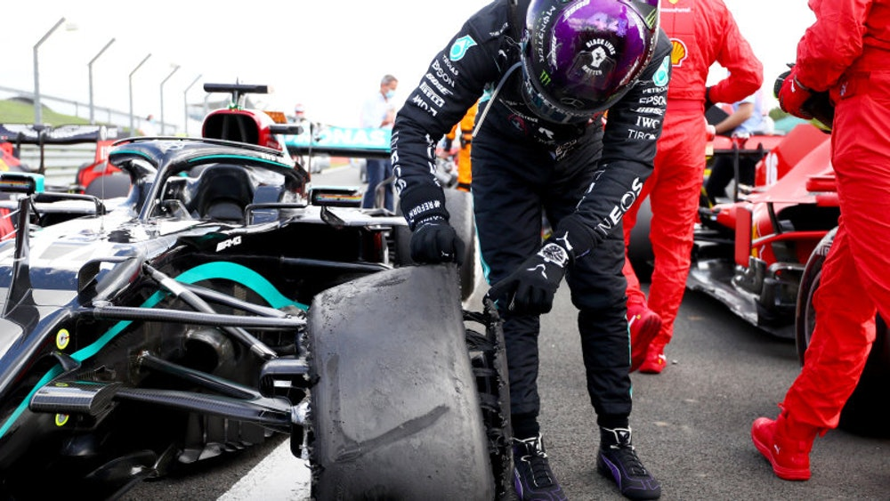 Formula 1: Why Pirelli Isn't to Blame & Discussing Silverstone Race 1