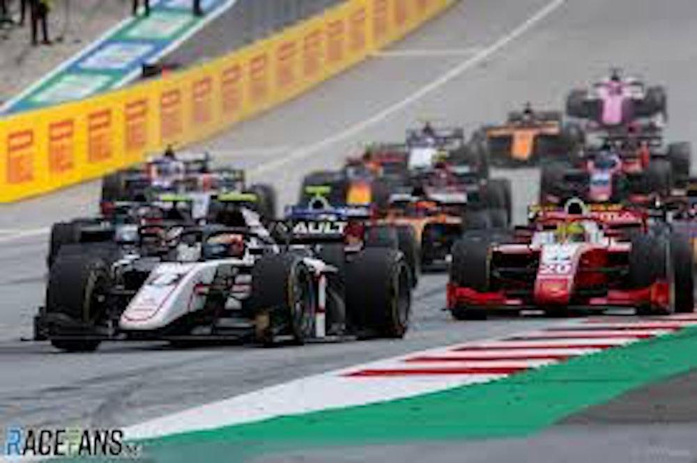 The Next Stars of Formula 1: A Look at Formula 2 and Formula 3