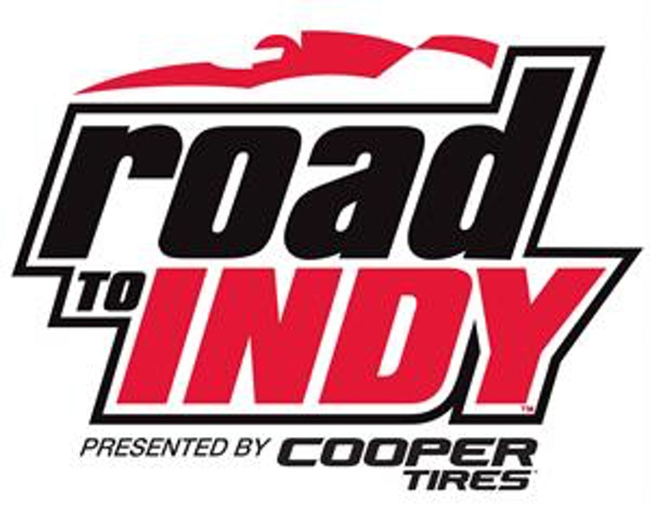 Road to Indy Spotlight: At the track with Hunter McElrea & Reece Gold