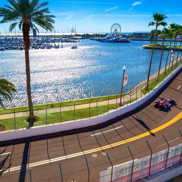 GP of St Pete INDYCAR Media Day 1 Image