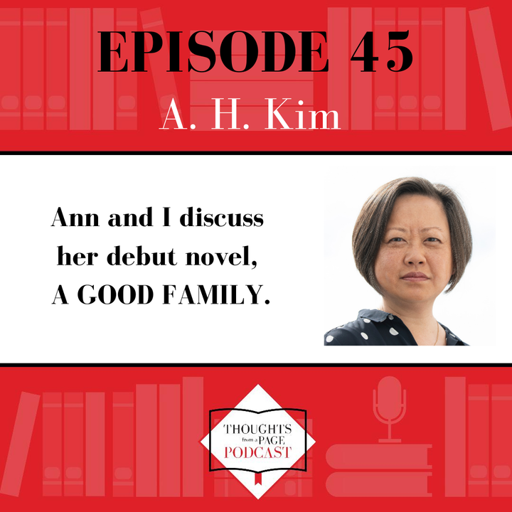 Episode image for A. H. Kim - A GOOD FAMILY