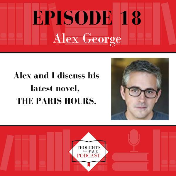 Alex George - THE PARIS HOURS Image