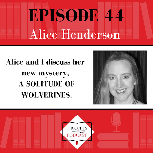 Alice Henderson - A SOLITUDE OF WOLVERINES