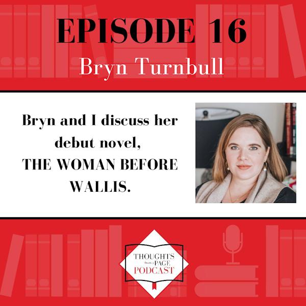 Bryn Turnbull - THE WOMAN BEFORE WALLIS Image