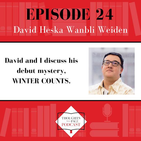 David Heska Wanbli Weiden - WINTER COUNTS Image