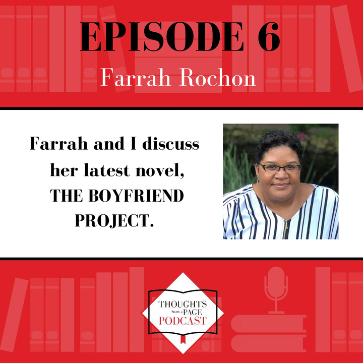 Farrah Rochon - THE BOYFRIEND PROJECT