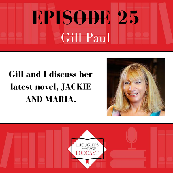 Gill Paul - JACKIE AND MARIA Image