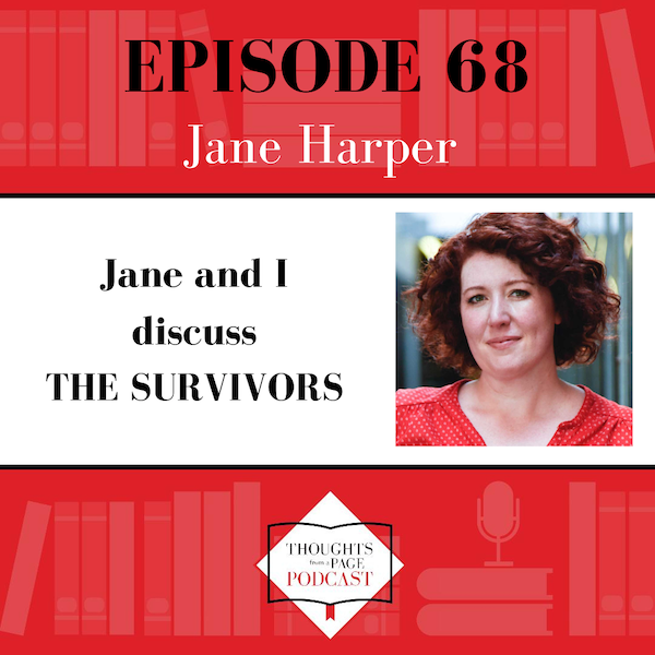 Jane Harper - THE SURVIVORS