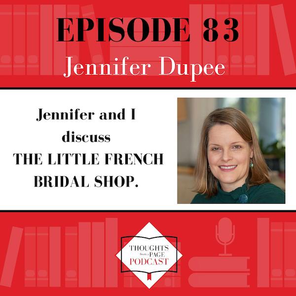 Jennifer Dupee - THE LITTLE FRENCH BRIDAL SHOP