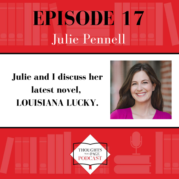 Julie Pennell - LOUISIANA LUCKY Image