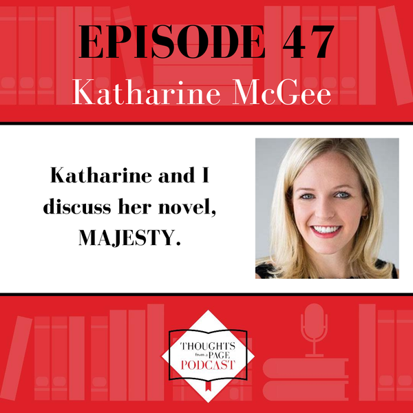 Katharine McGee - MAJESTY