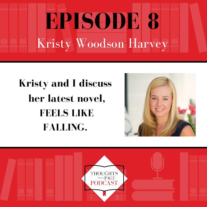 Kristy Woodson Harvey - FEELS LIKE FALLING