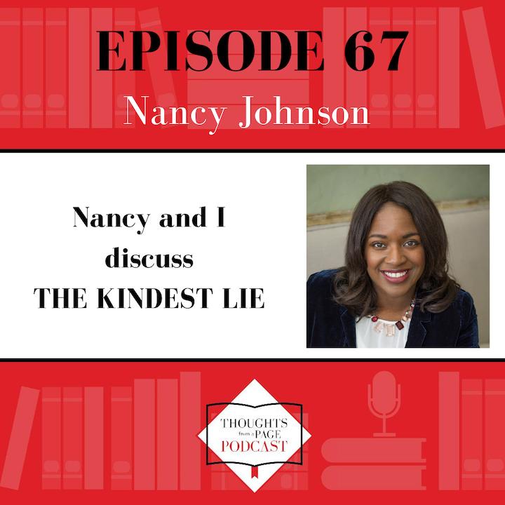 Nancy Johnson - THE KINDEST LIE