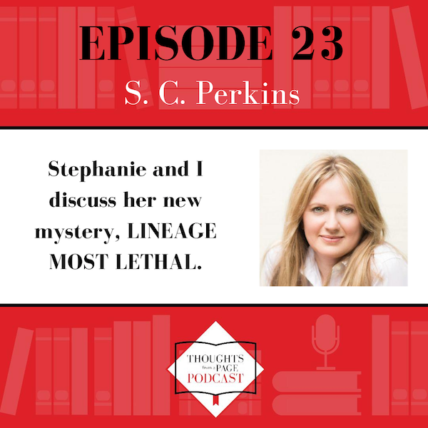 S. C. Perkins - LINEAGE MOST LETHAL Image