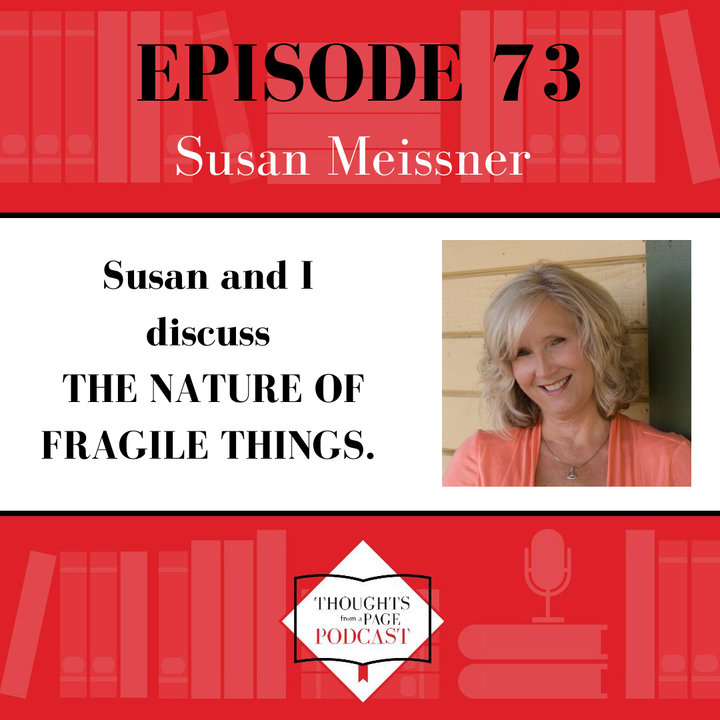 Susan Meissner - THE NATURE OF FRAGILE THINGS
