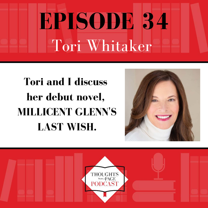 Tori Whitaker - MILLICENT GLENN'S LAST WISH