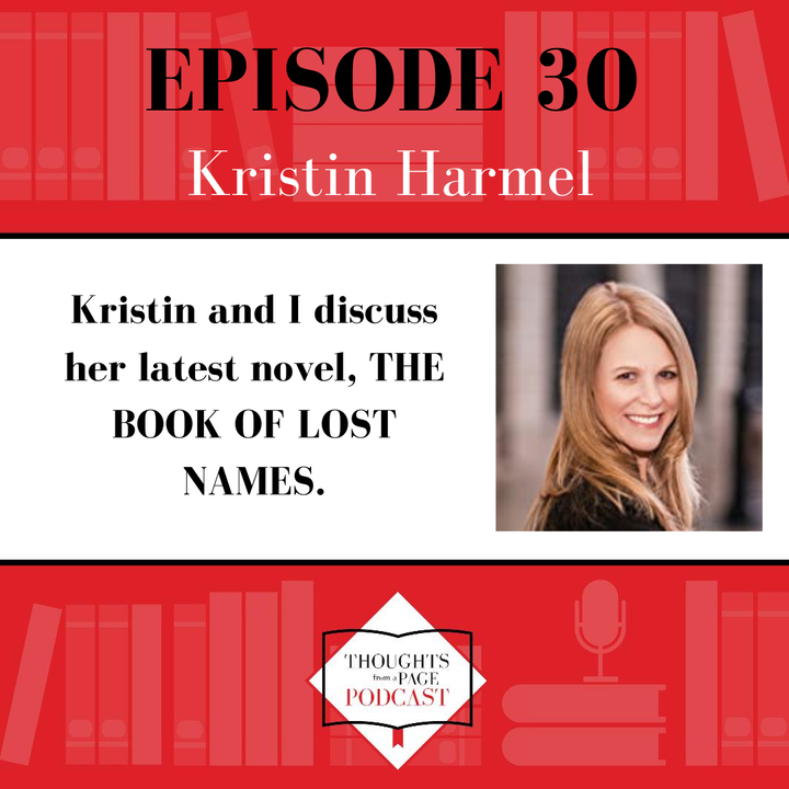 Kristin Harmel - THE BOOK OF LOST NAMES