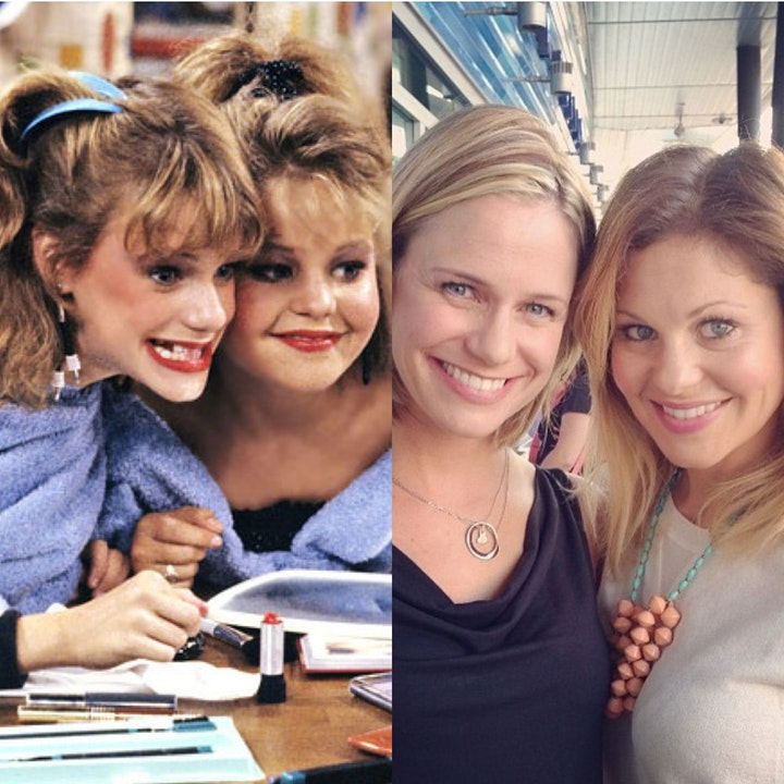 "Talking ""Full House"" & ""Fuller House"" with ANDREA BARBER"