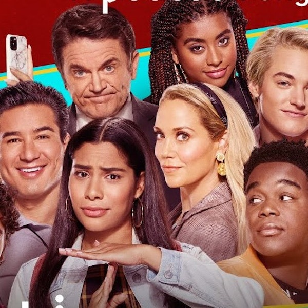 """An EXCLUSIVE Deep-Dive Into Peacock's NEW """"Saved By The Bell"""" with EP Tracey Wigfield Image"""