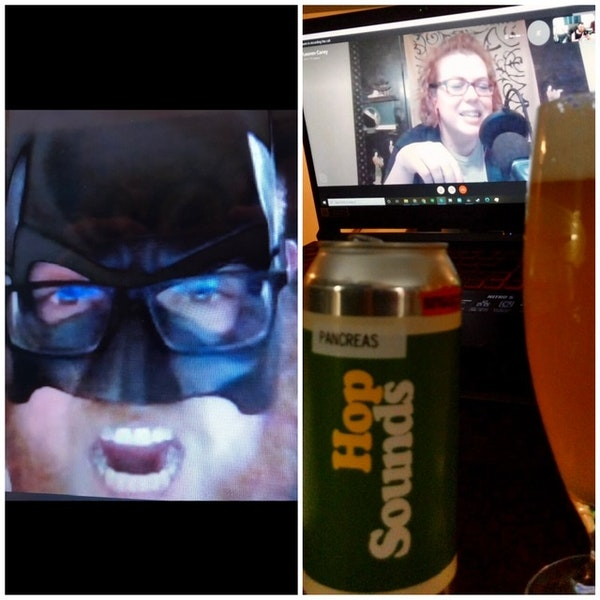 Episode 20: Pancreas ft. Hop Sounds, Grapefruit Hefeweizen, & The Bright and Hollow Sky Image