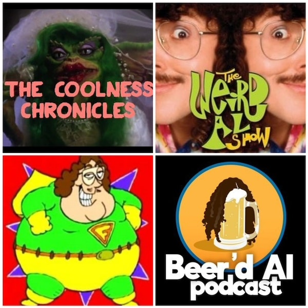 Very Special Episode: The Weird Al Show with Ryan from The Coolness Chonicles Image